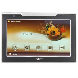 gps ebook reader